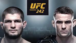 UFC 242 at Mulli's Sports Bar Bangkok