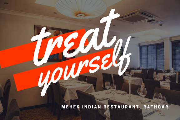 Mehek Indian Restaurant Gift Voucher