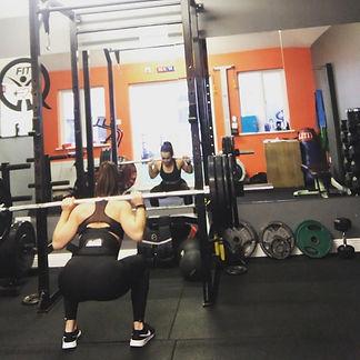 Erica Quinn Fitness Coach