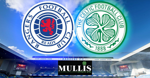 Mulli's Sports Bar Bangkok - Rangers versus Celtic