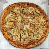 Carletto's Crazy Fish Pizza