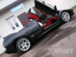 Lamborghini тюнинг