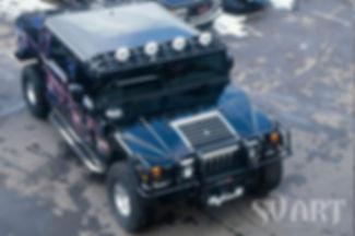 Hummer H1 доработка