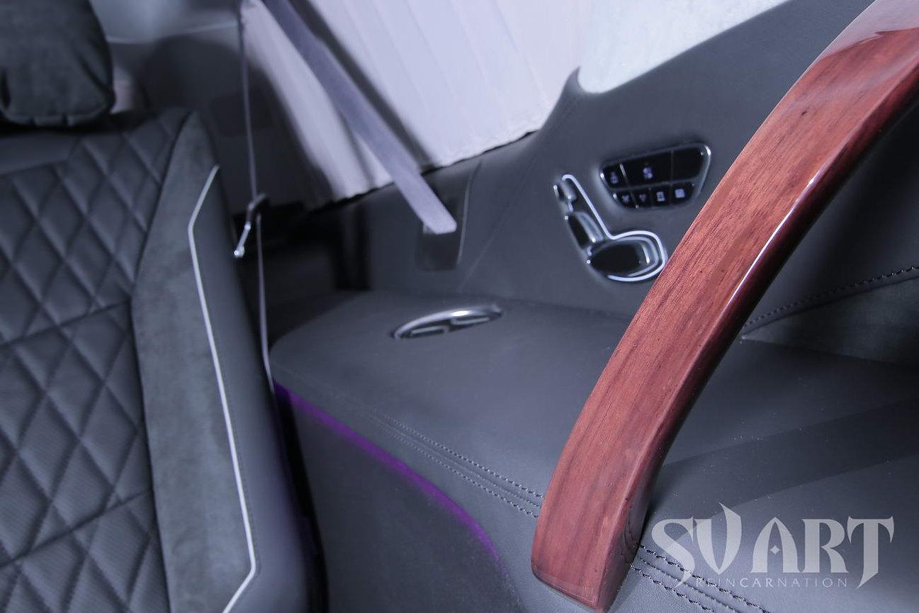 Cadillac Escalade интерьер тюнинг салон