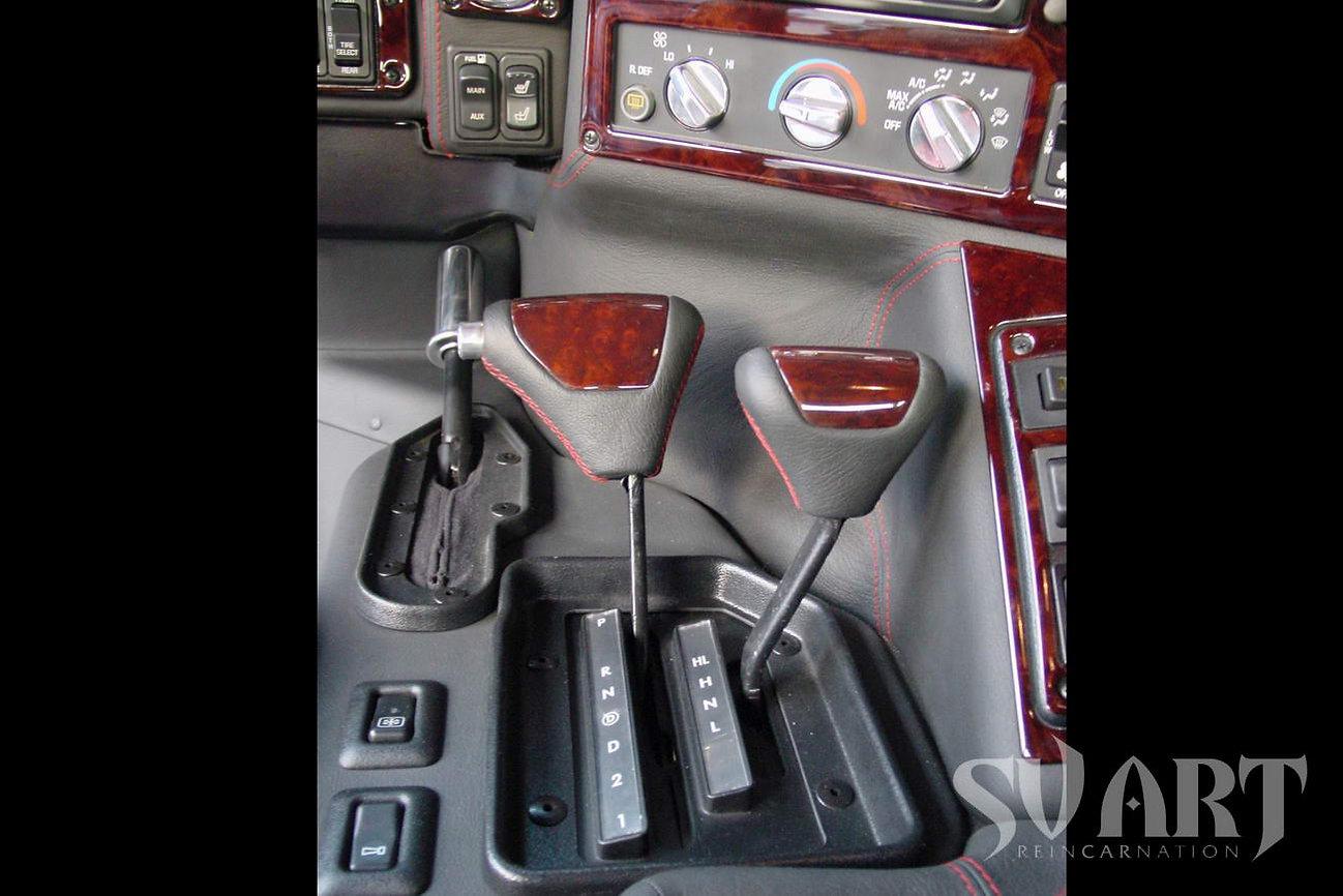 Hummer H1 управление