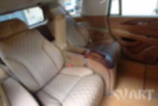 комфортные сиденья bmw в escalade