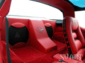 Шевроле корвет автозвук