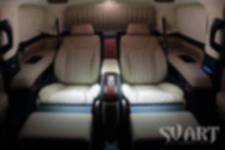 Тойота Секвойя салон