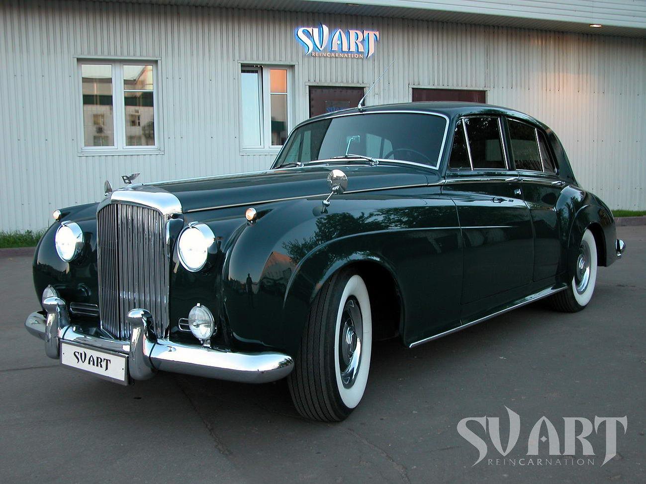 Bentley S1 Standard