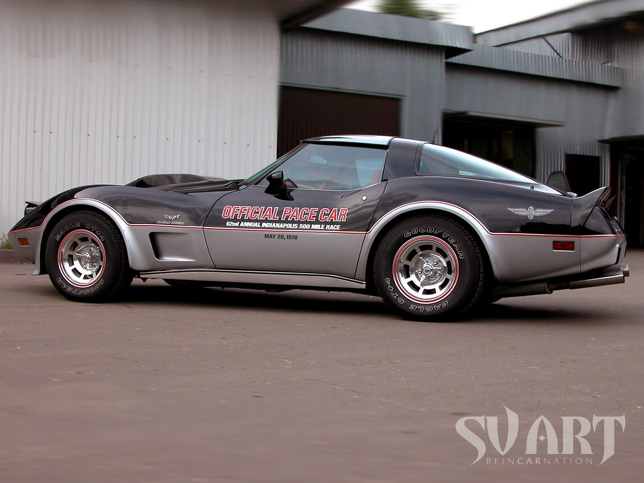 Stingray Pace Car