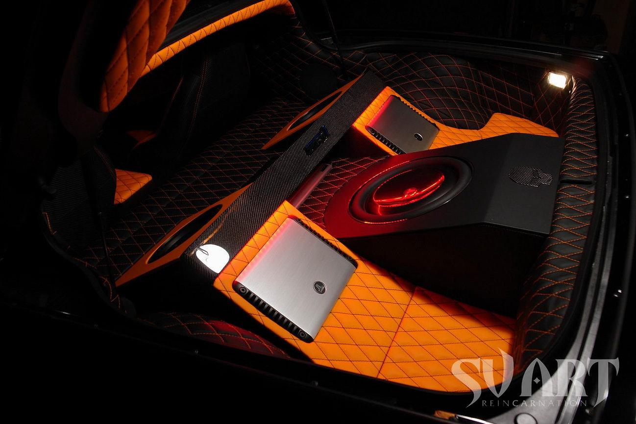 chevrolet corvette салон