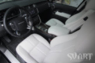 Range Rover перетяжка