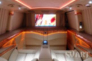 volkswagen multivan вип салон