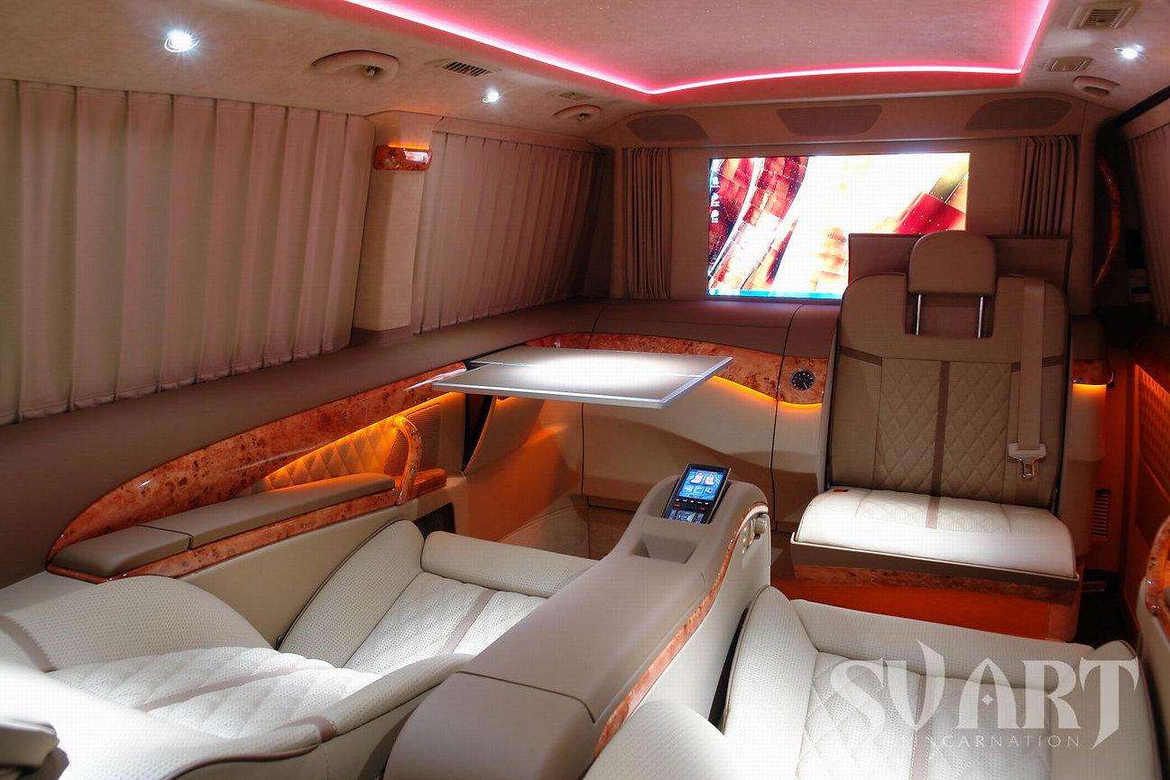 мобильный офис Multivan t6
