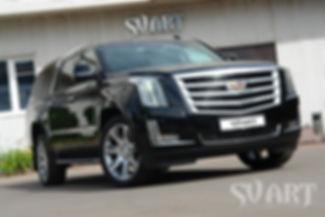 Cadillac Escalade Svart