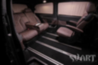 диван BMW Vclass Multivan