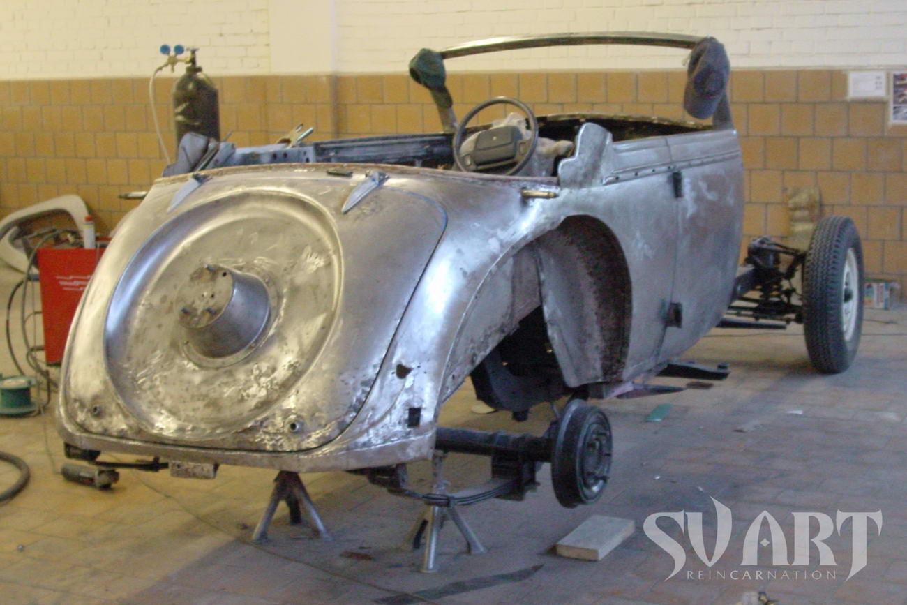 реставрация кузова