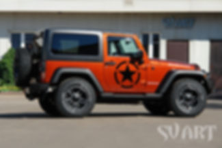jeep wrangler тюнинг москва