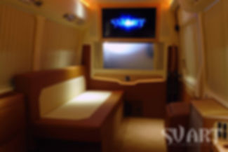 mercedes sprinter мобильный кабинет