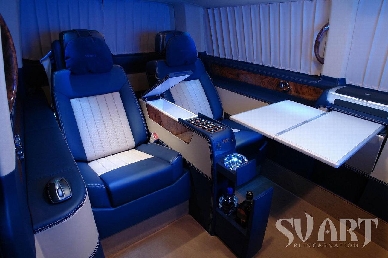 volkswagen multivan t6 кабинет на колеса