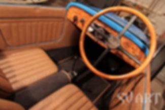 retro car tuning