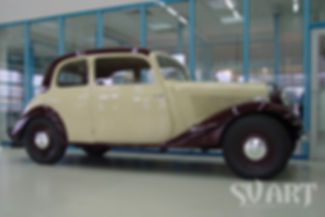 Retro Mercedes Benz