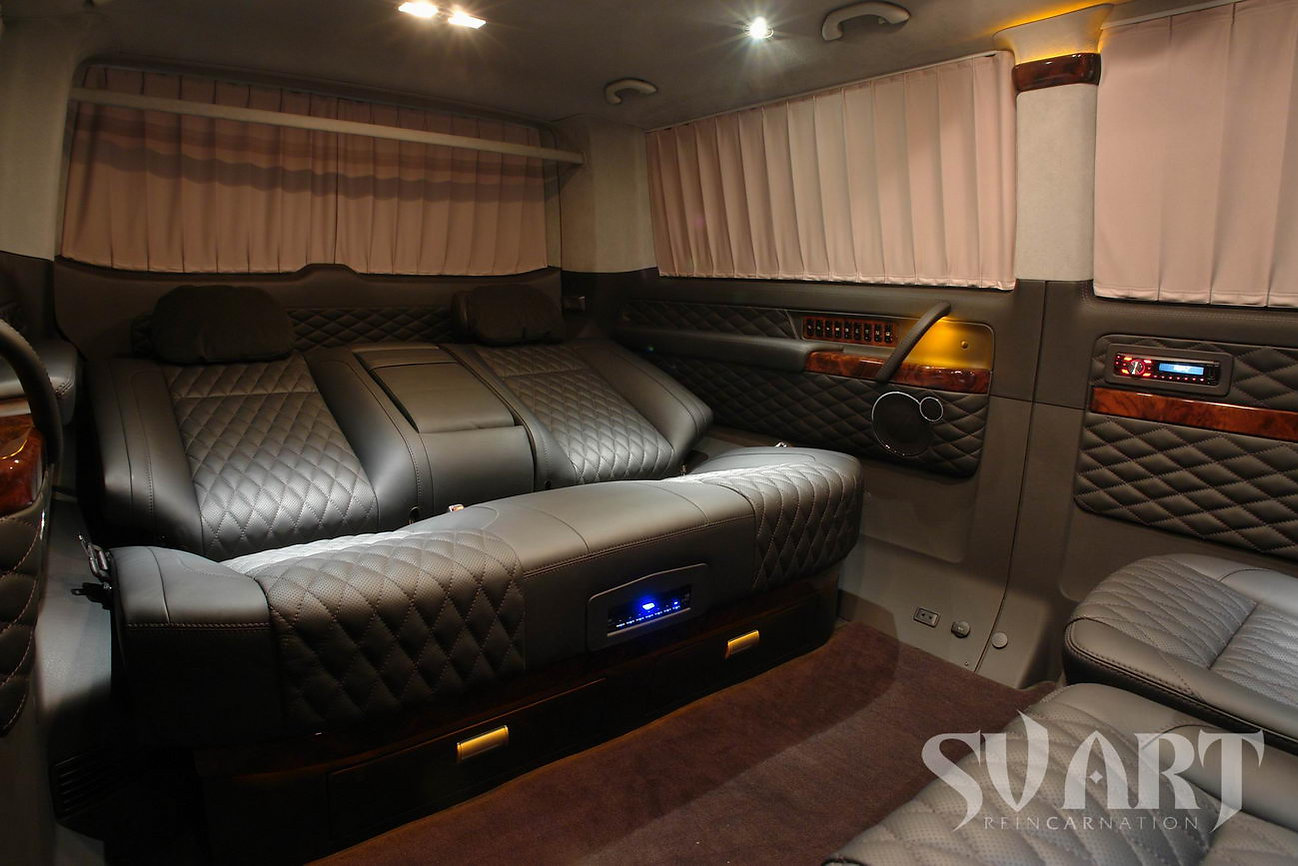Multivan комфортный диван