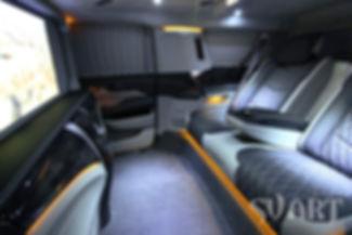 кабинет на колесах кадиллак эскалейд
