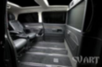 офис на колесах на базе v-class