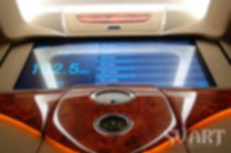 chevrolet express  телевизор монитор.JPG