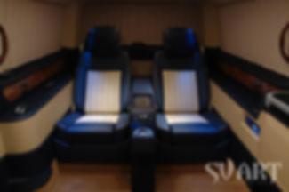 volkswagen multivan комфортные сиденья