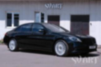 Mercedes W222 покраска хрома.JPG