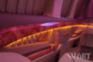 тюнинг отделка подсветка салона