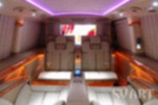 volkswagen multivan т6 салон вип класса