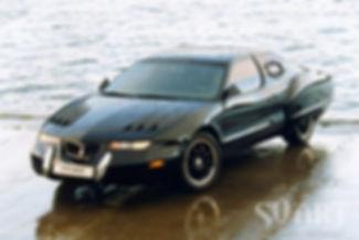 тюнинговый автомобиль
