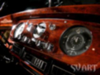 реставрация салона ретро авто