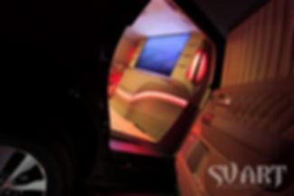 кабинет на колесах тойота секвоя