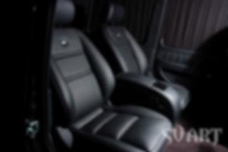 G class раздельные сиденья