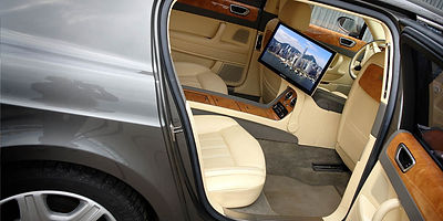 continental flying spur тюнинг
