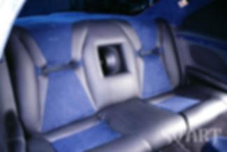 тюнинг сидений авто