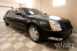 Cadillac DTS лимузин