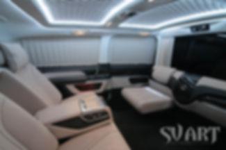 Mercedes-Benz V class vip