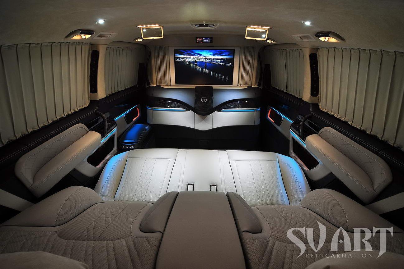 v class удобный диван от бмв