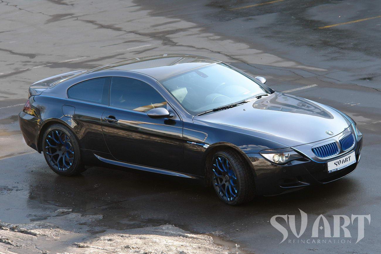 BMW M6 внешний тюнинг.JPG