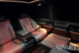 комфортный салон авто бизнес класса