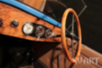 Aero 500 реставрация
