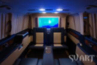 multivan  мобильный офис на колесах