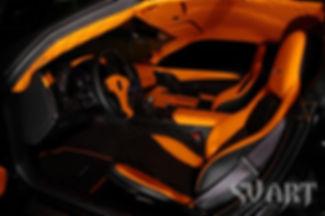 перетяжка corvette москва