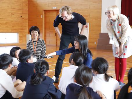 「金沢のまちの未来を考えよう」ワークショップ@金沢市立金石町小学校