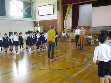 「金沢のまちの未来を考えよう」ワークショップ@金沢市立額小学校